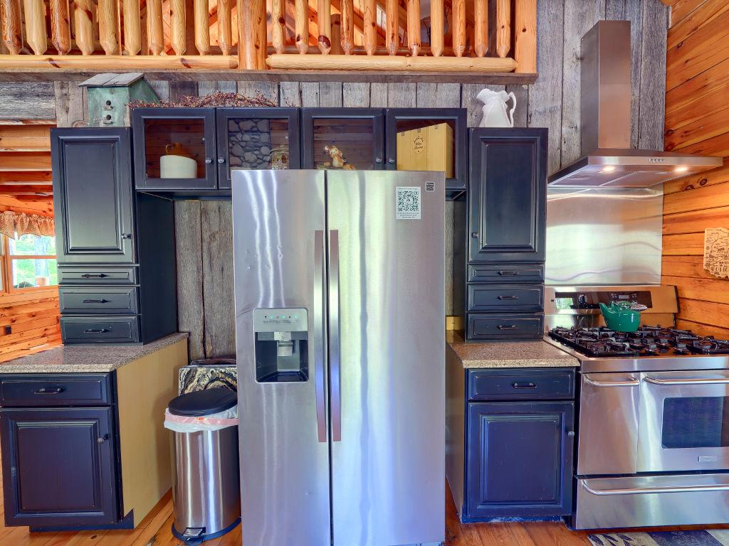 Ridgewater Lodge Kitchen