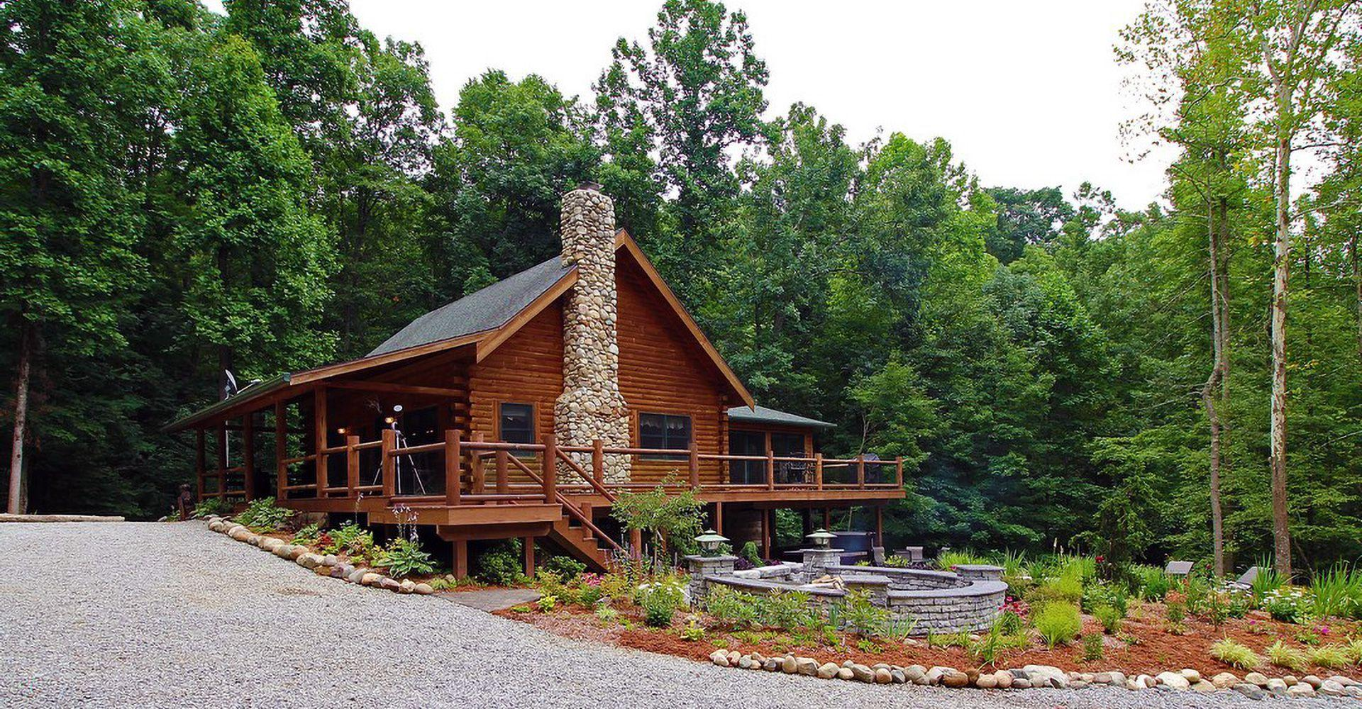 Ridgewater Private Lodge Hocking hills